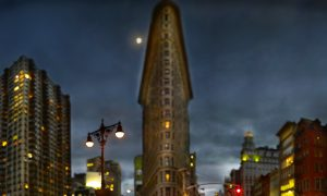 Constructing and Deconstructing a New York Minute