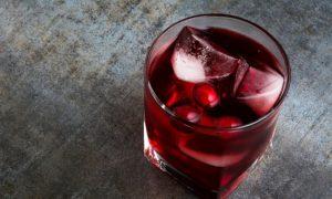 Cranberry Total Body Tonic Kefir