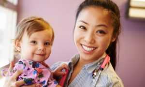Study: Acupuncture Eases Pain for Children