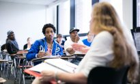New York Graduation Rate Inches Up