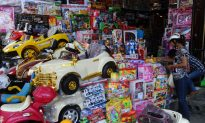 French Customs Seizes Dangerous Christmas Toys From China