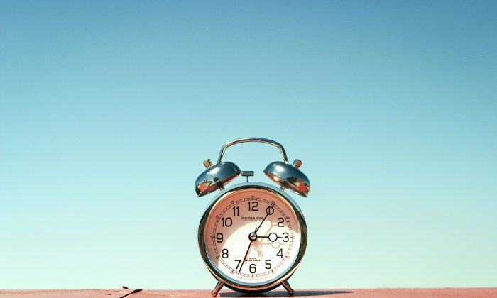 Time will tell. (Cam Evans, CC BY-SA)