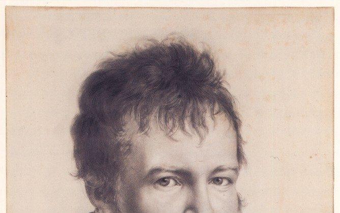 Alexander von Humboldt selfportrait.