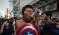 HK People: 'Captain America' Pleads Not Guilty; Eric the Artist Arrested?