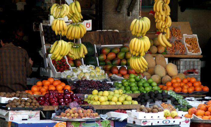 Fruit market in Amman (Shutterstock*)