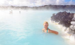 The Warm Healing Waters of the Blue Lagoon