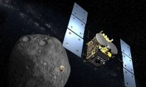 After Rosetta, Japanese Mission Aims for an Asteroid in Search of Origins of Earth's Water