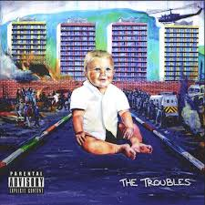 Cover of The Troubles by Jun Tzu (courtesy of Jun Tzu)