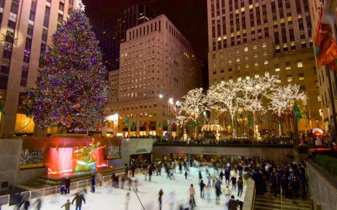 Rockefeller Center (pedrosala/iStock Editorial/Thinkstock)