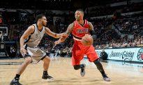 Damien Lilliard Full Highlights Versus Spurs; Career High 43 Points in 3-OT Game