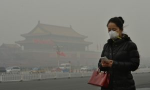Air Pollution Makes Beijing Nearly 'Uninhabitable for Human Beings' According to Study