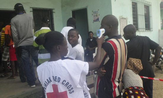As Liberia Votes, Fear Ebola Will Spread at Polling Stations