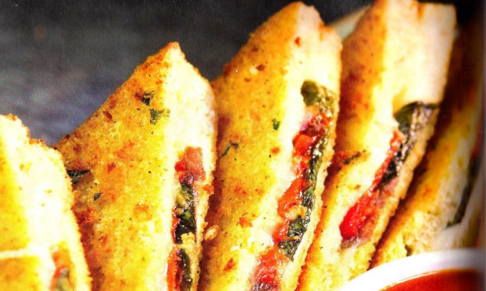 Mozzarella en Carozza. (St. Martin's Press)