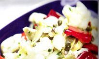 Recipe: Naples-Style Cauliflower With Lemon and Anchovy Vinaigrette