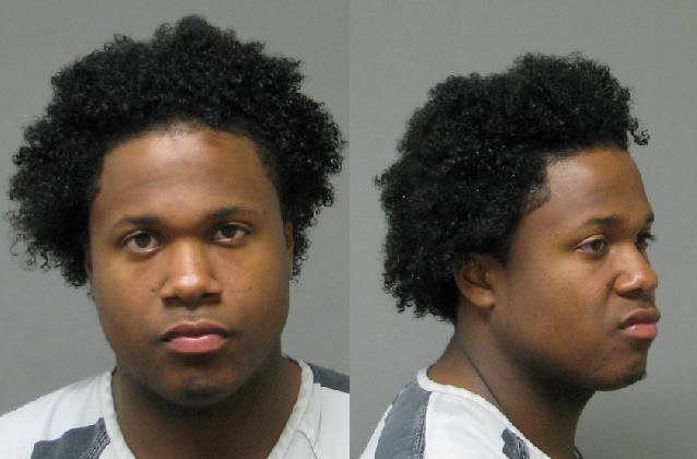 A 2009 booking photo of Ismaaiyl Brinsley after an arrest on a felony robbery charge. Authorities say Brinsley ambushed two NYC police officers in their patrol car in broad daylight Saturday, Dec. 20, 2014, fatally shooting them before killing himself inside a subway station. (AP Photo/Springfield, Ohio Police Department)