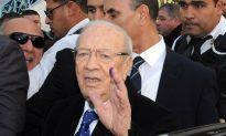 Tunisia Elects Beji Caid Essebsi as President