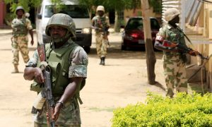 US Legislator: Nigeria's Military Needs Training, Not Arms
