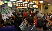 Complaints Target McDonalds in Unionization Fight