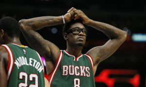 Larry Sanders Still Wants to Play Basketball, Will be Back Soon as Rumor About Bucks Center Slammed