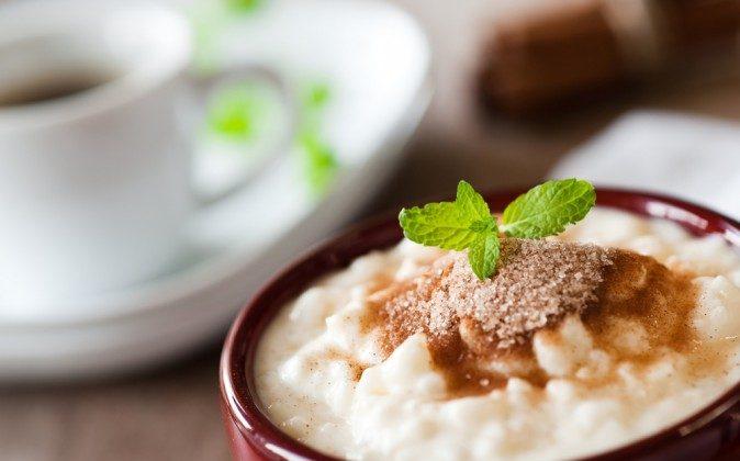 Rice pudding (Shutterstock*)
