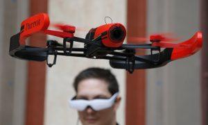 Got a Drone as a Christmas Present? The Internet Just Got Drone Fail Videos