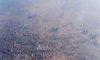 New Delhi Pollution Getting Worse in Winter