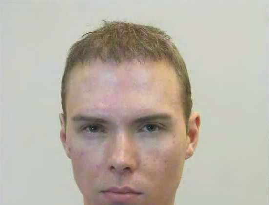 his file photo released on June 5, 2012 provided by the Montreal Police Service shows Luka Rocco Magnotta.  The lawyer for a Magnotta, a man accused of dismembering his Chinese lover and mailing the body parts to schools and political parties around the country, has asked jurors to find his client not criminally responsible. Magnotta, who faces five charges in connection with the 2012 slaying of engineering student Jun Lin, admitted to the killing but pleaded not guilty. (AP Photo/Montreal Police Service via The Canadian Press)