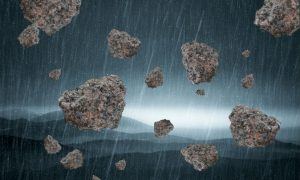 The Strange and Unexplained Phenomenon of Raining Stones