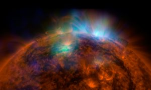 X-ray Telescope Snaps Amazing Picture of the Sun