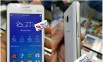 Samsung Z1 Shown Off in Leaked Photos