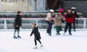 'Tis the Season for Ice Skating in New York City