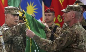 US, NATO Mark Afghanistan Troop Withdrawal After 13 Years of Fighting