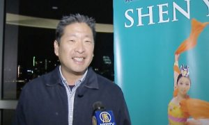 Shen Yun Has 'Tremendous Energy,' Says Board Member