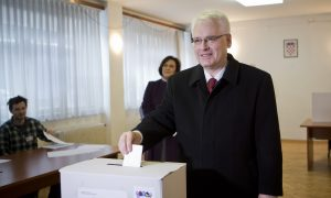 Croatia Presidency to Be Decided in Runoff