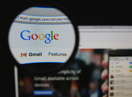 The Chinese regime has completely blocked access to popular Google mail system Gmail. (Shutterstock)