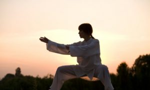 Tai Chi: A Perfect Start of the New Year