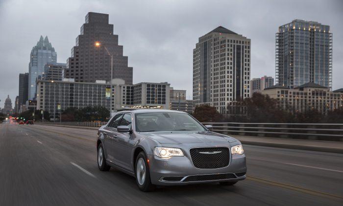 2015 Chrysler 300 (Courtesy of Chrysler)