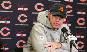 Chicago Bears Fire GM Phil Emery, Coach Marc Trestman
