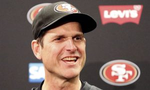 Jim Harbaugh Officially Signs Contract with Michigan Wolverines: Report