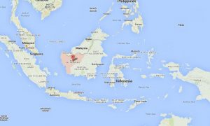 Indonesia's West Kalimantan Included in Search Area for AirAsia Flight QZ-8501
