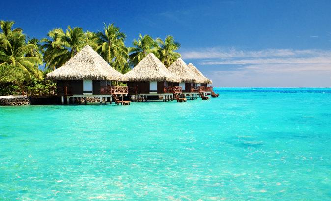 Bora Bora via Shutterstock*