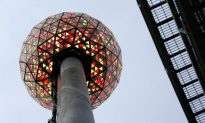 New York Gets Ready for New Year's Eve Celebration