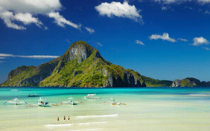 Cadlao island, Palawan, Philippines via Shutterstock*