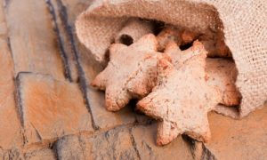 Delicious Maple Pecan Shortbread Cookies (Gluten-Free, Dairy-Free)