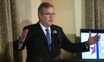 Jeb Bush a 2016 Frontrunner as He Jumps Ahead in Latest Republican Presidential Polls