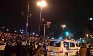 Shanghai, China: New Year's Eve Stampede Kills 35, Dozens More Injured (+Photos)