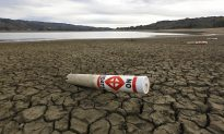 California Drought: Dry Central Valley Won't Get Federal Water, Again