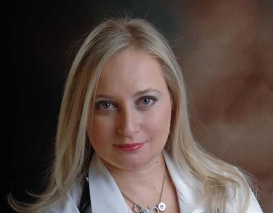 Dr. Marina Gafanovich (Courtesy of Dr. Marina Gafanovich)