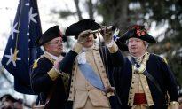 Re-enactment Focuses on Little-Known Militia
