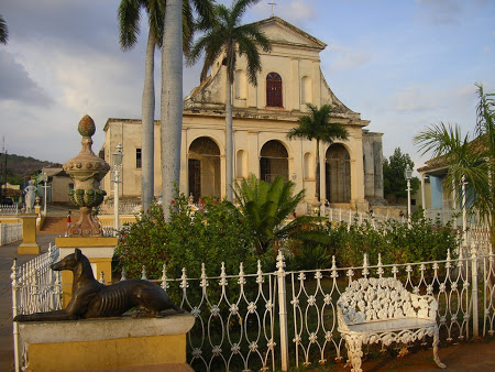 Cathedral in Trinidad (Imperator Travel)